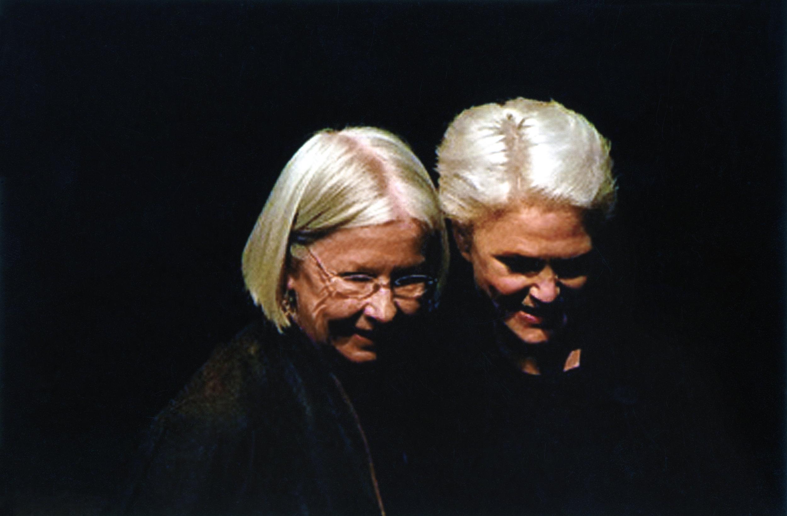 With Jane Juska