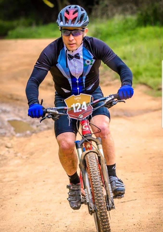 Ubaldo Taladriz. - Corredor Master - Ciclismo MTB & Ruta.