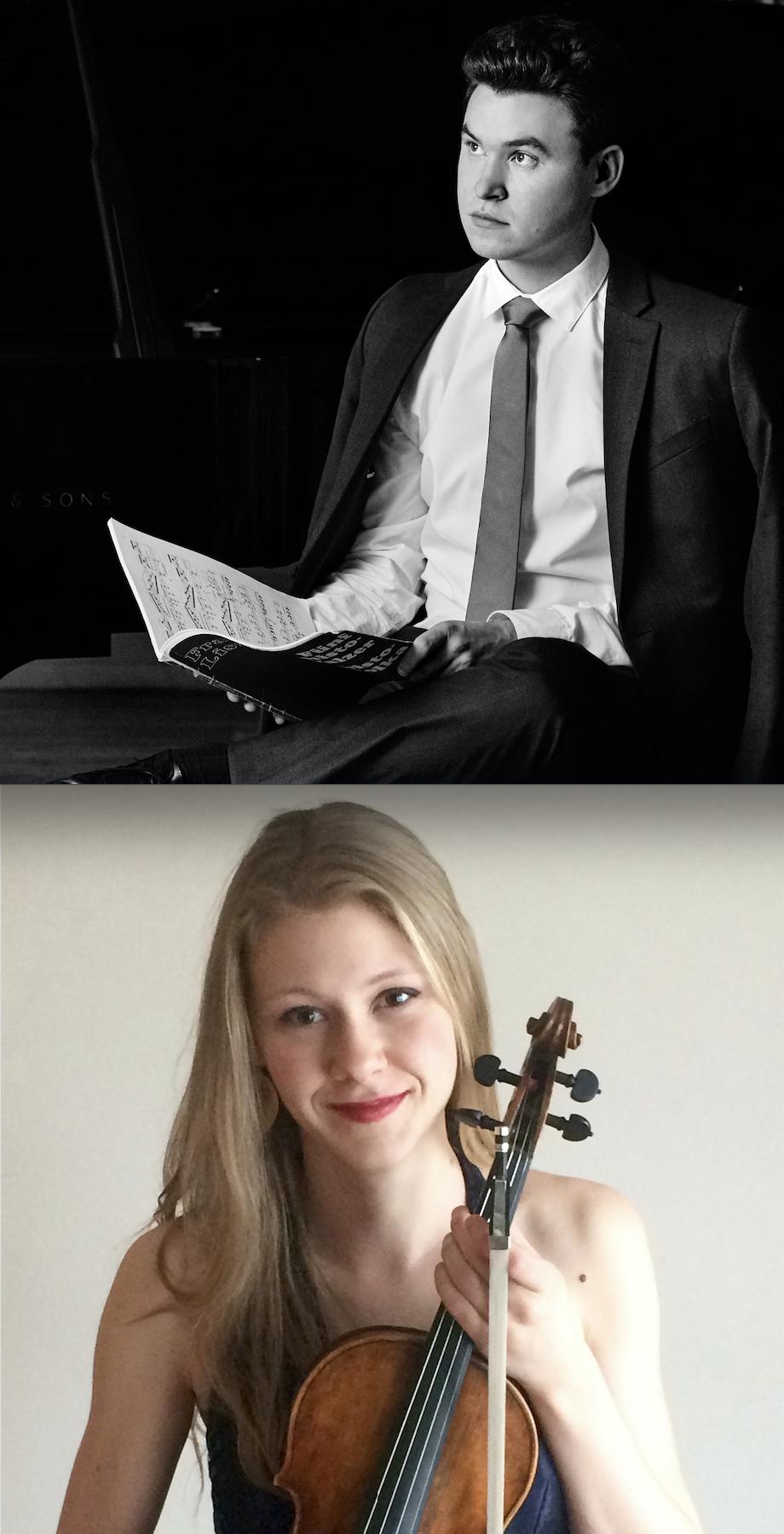 DE FALLA Suite Populaire EspagnoleDVORAK Four Romantic Pieces, Op. 75CHOPIN-KREISLER Mazurka in A MinorMatthew Graybil, pianoRhiannon Banerdt, violin -