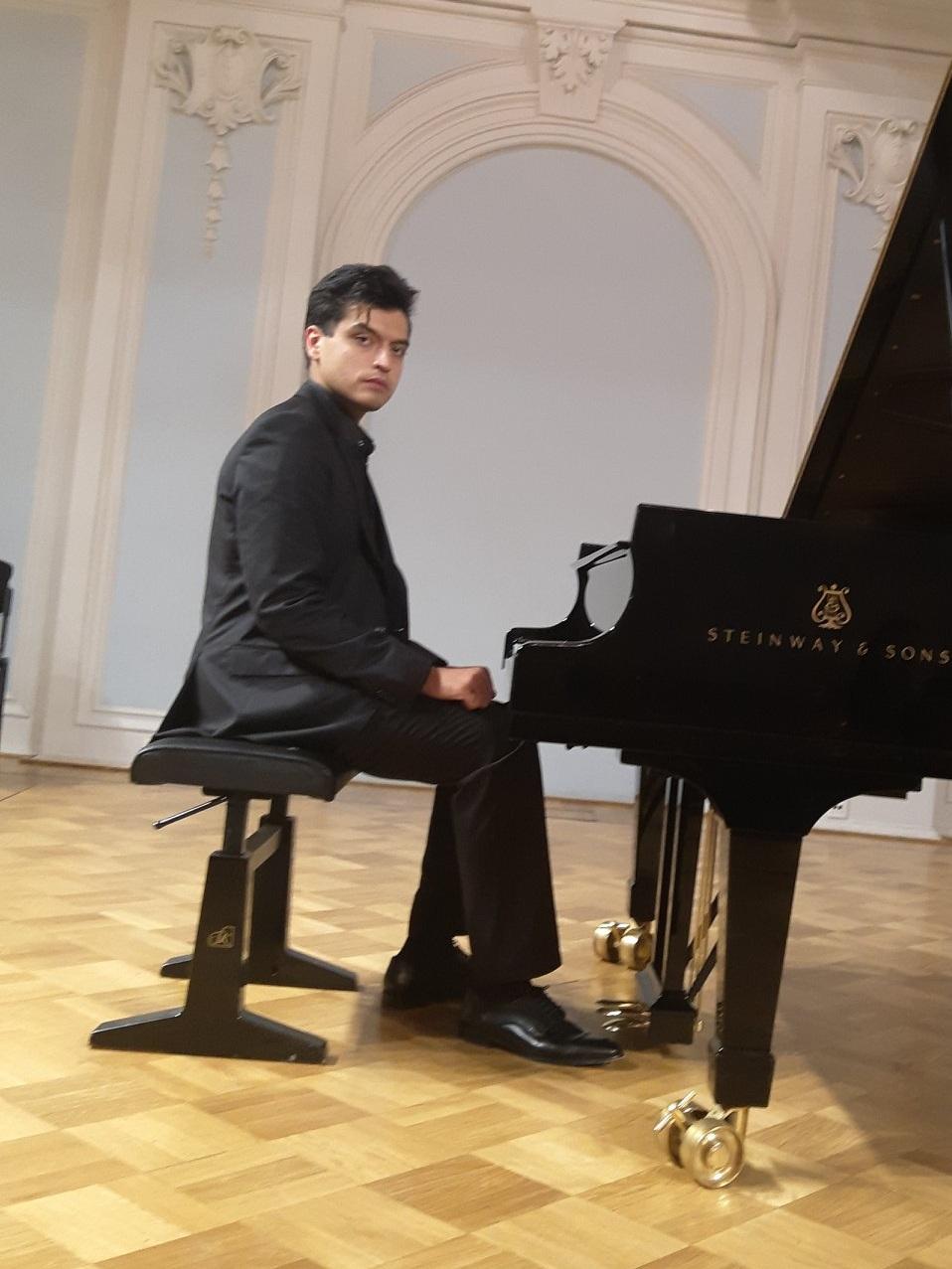 CHOPIN Ballade No. 3 in A-flat Major, Op. 47 - Juan Lazaro, piano