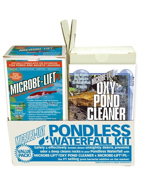 Microbe-Lift Pondless Waterfall Kit:  $44.99