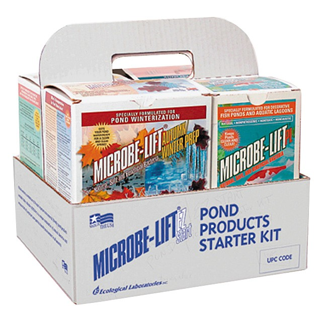 Microbe-Lift EZ Start Pond Kit:  $99.99