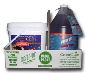 Microbe-Lift Mean Green Algae Team:    $49.99 - $119.99