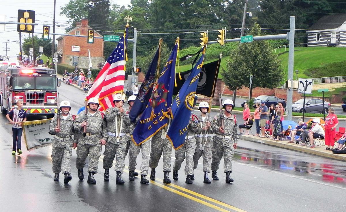 Waynesboro Christmas Parade 2021 Community Events Greater Waynesboro Chamber Of Commerce