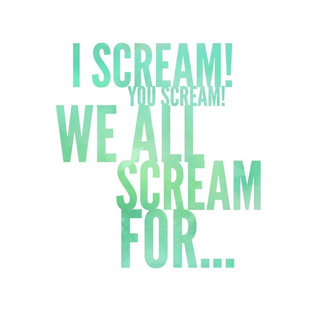 What do you scream for?!?! Comment below 😲👇