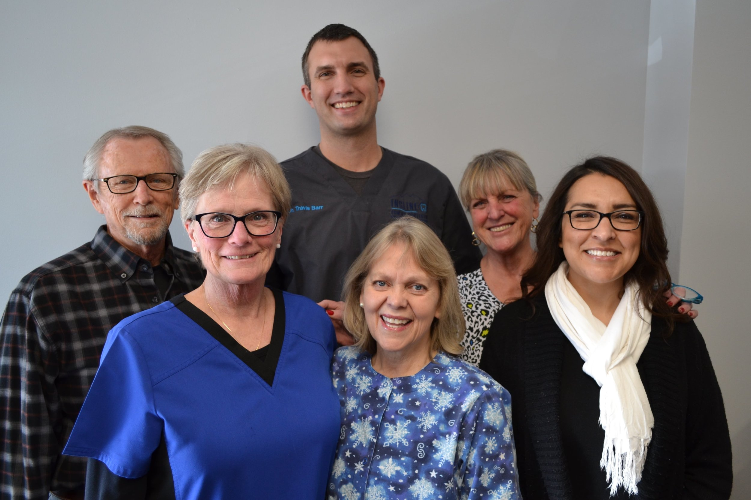 The Incline Family Dentistry Team - We can't wait to meet you!