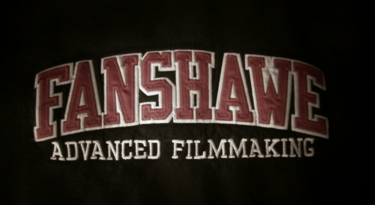 Our class opted to create a custom sweatshirt through the Fanshawe Store for $42 a piece - word of advice: they shrink.