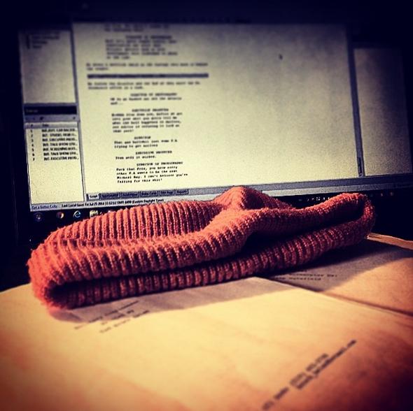 "Scriptwriting at ""Orange Hat Film Productions"