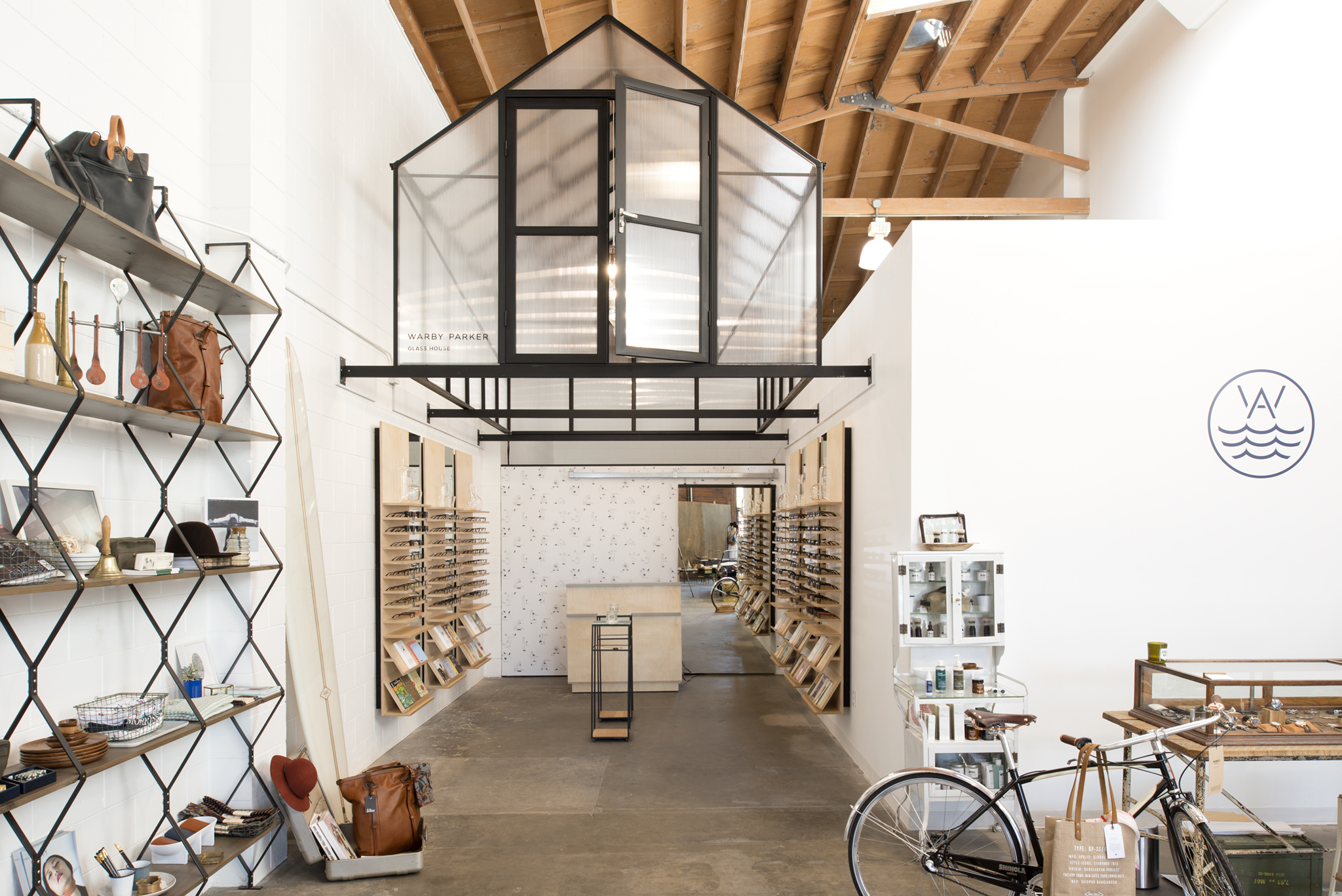 Warby Parker  : The Glasshouse at Alchemy Works