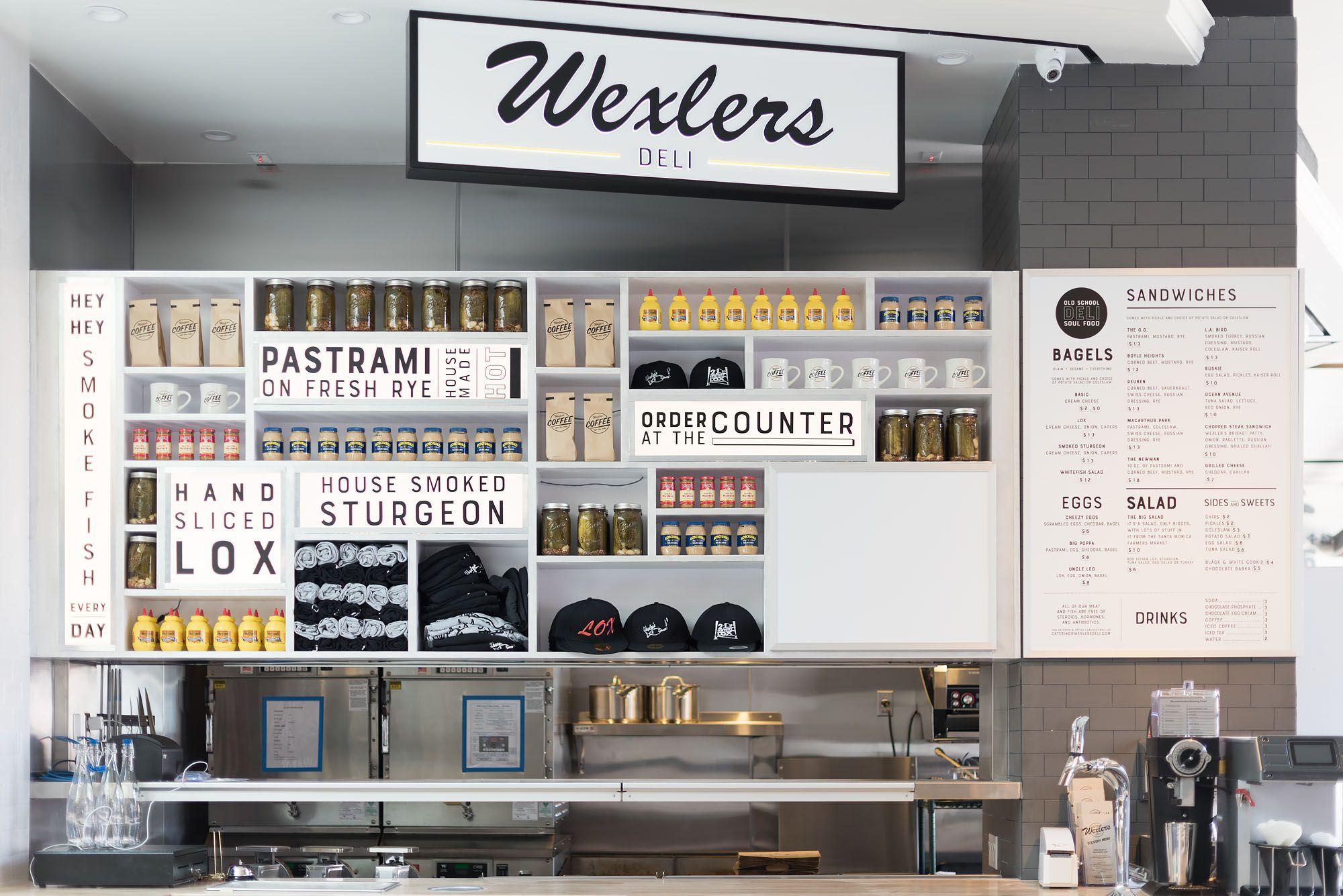 Wexler's Deli  : More Than Just a Deli Counter