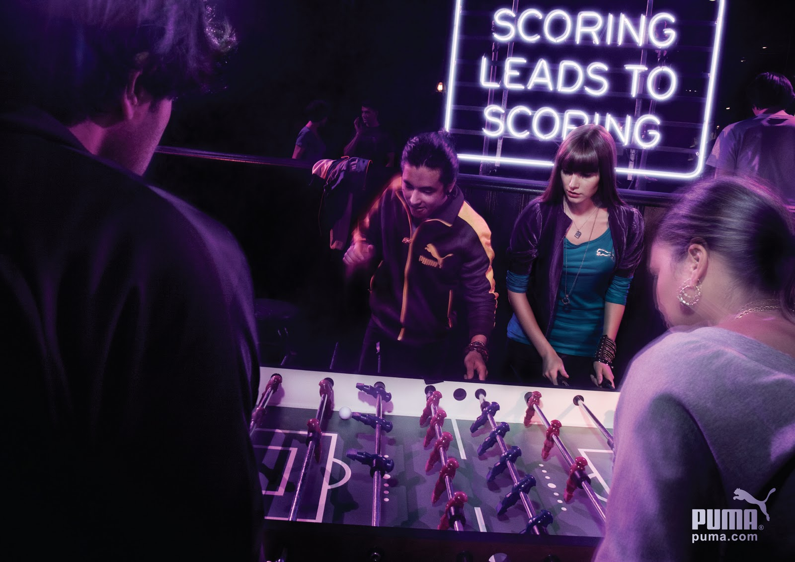 Puma Social Club  : The New Age Speakeasy