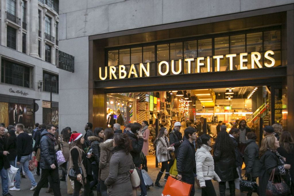 Urban Outfitters  : What Lasting Retail Looks Like