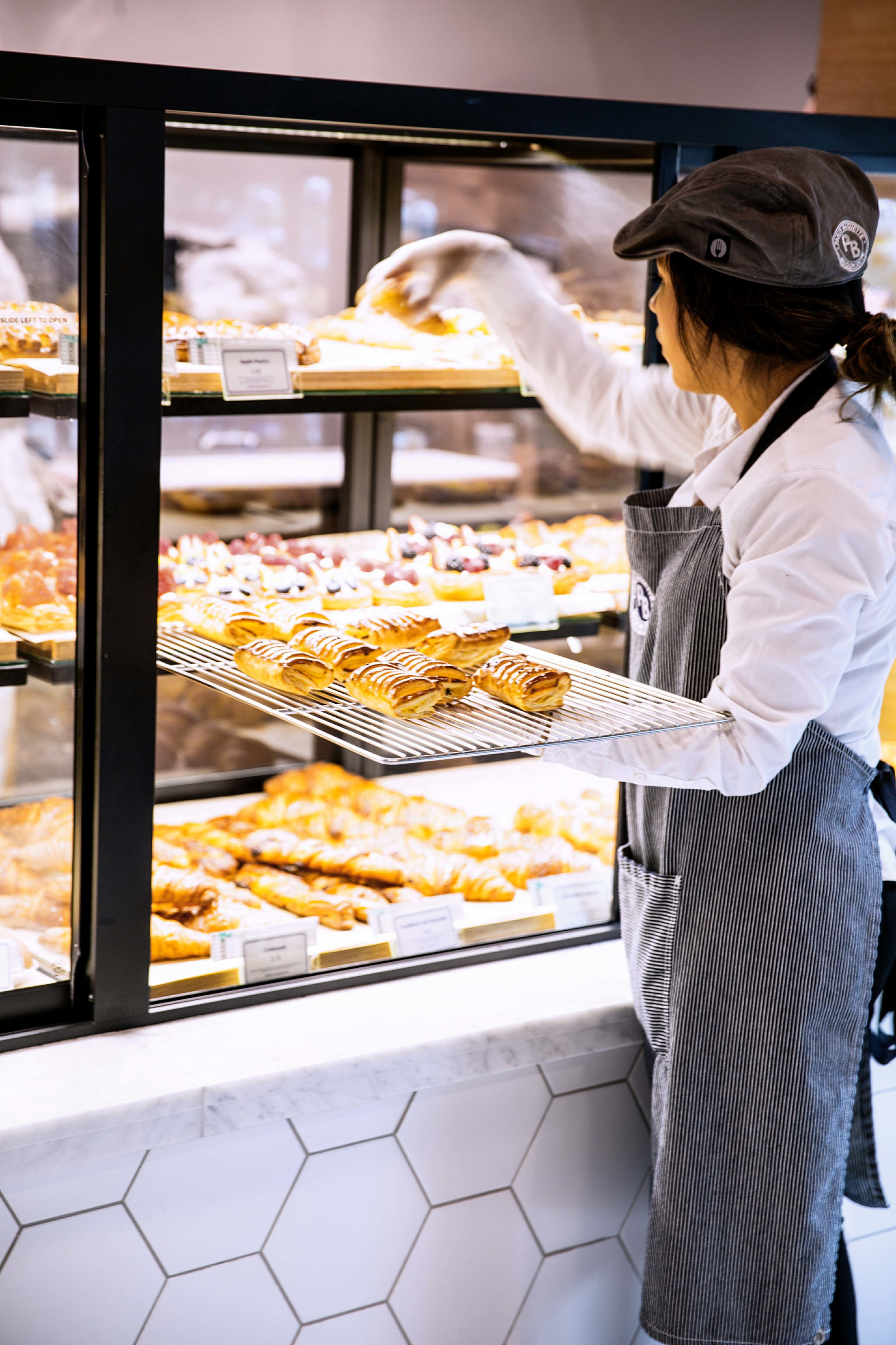 Paris Baguette   : A Fresh Take on French Baking, from Korea