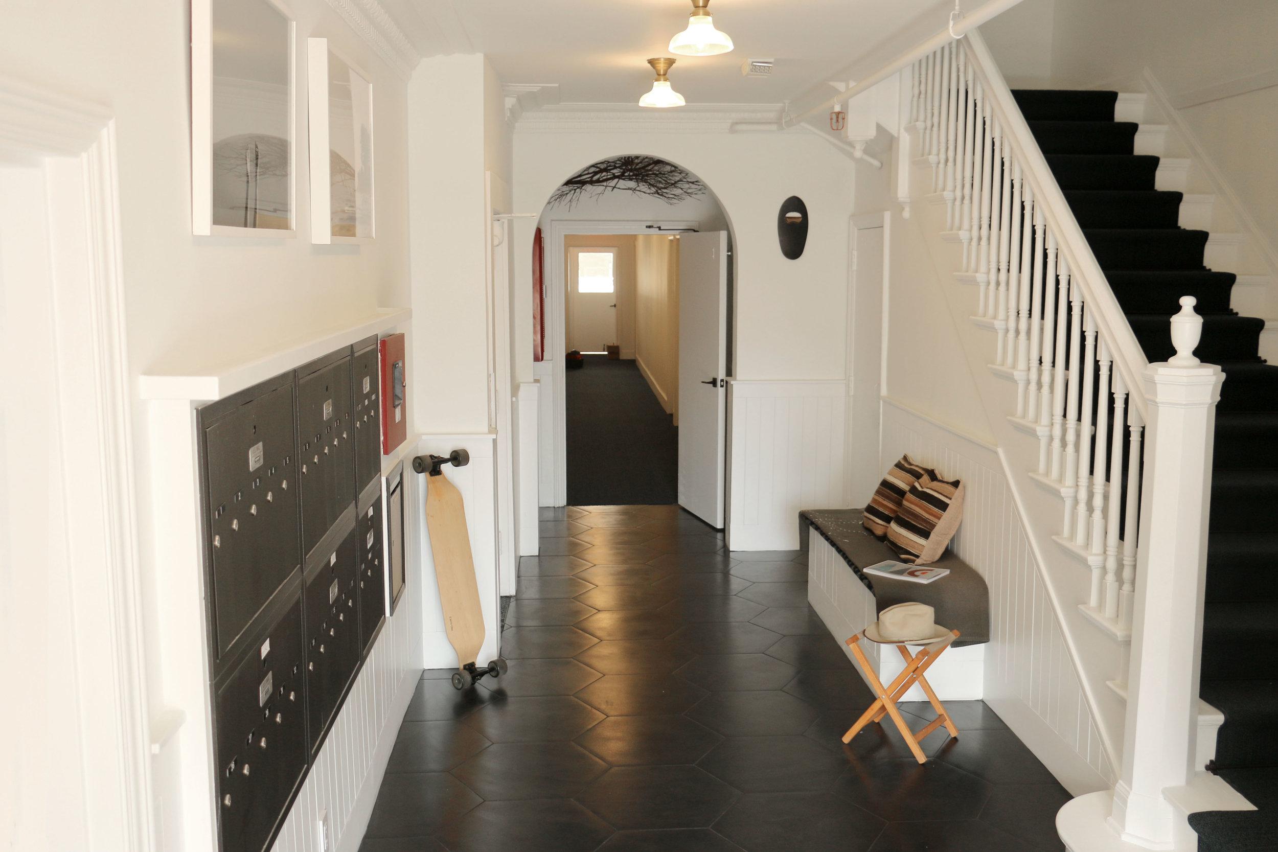 29 Navy  : Freshly Furnished Apartment Life