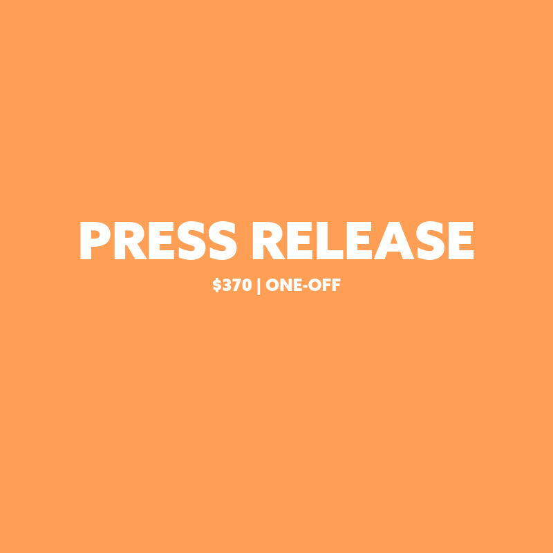 Plain Jane PR Press release writing