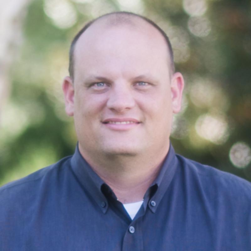 Justin Gambrell - Associate Pastor