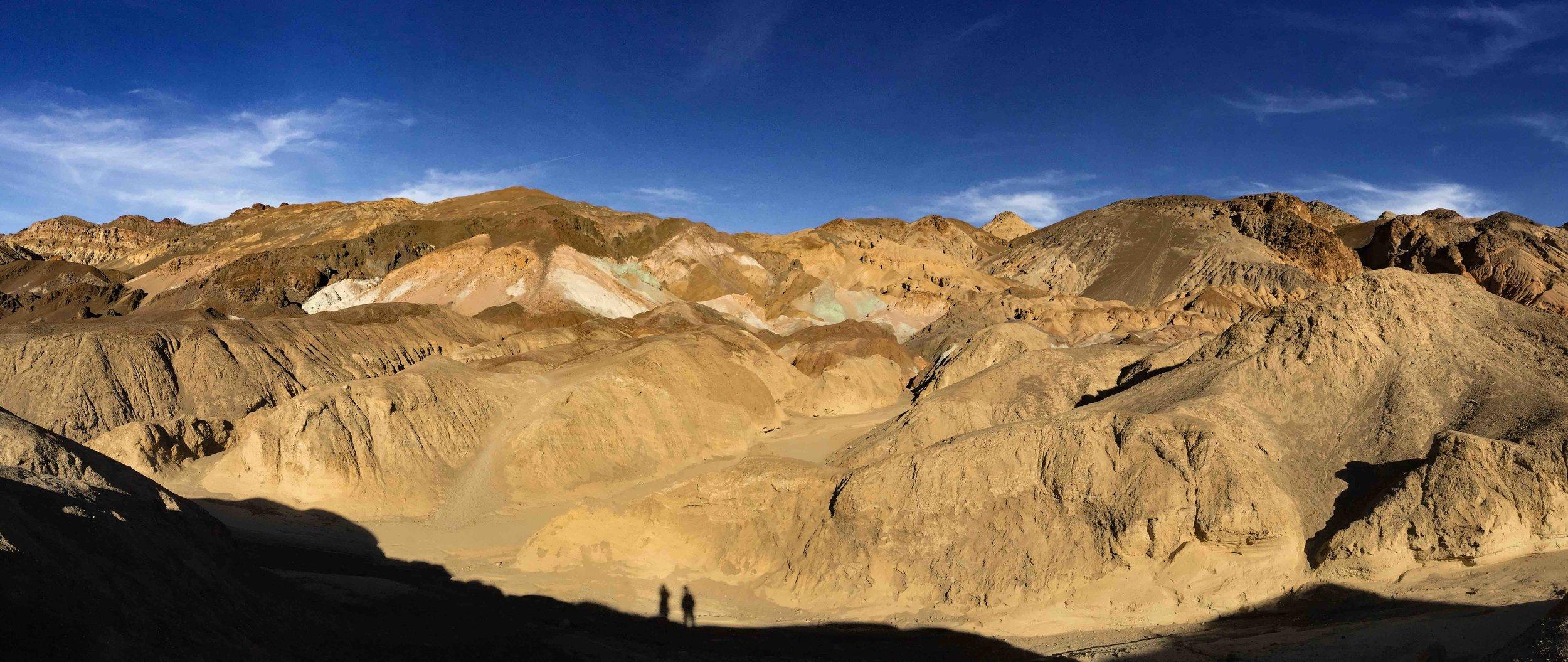 Artist Point, Death Valley