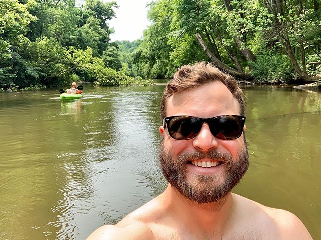 Hell of a time on the Brandywine this weekend. #kayak #riverpeople