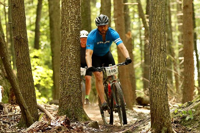 TBT Glen Park Singletrack Shakedown. Possibly my worst race of the year, but the course was beautiful. 📸 @paulnumberfortyfive and #pjfreemanphotography  Thanks @poconobikecompany for putting on a great race and for putting it together at the last minute. #trekbikes #mtb #mtblife #midatlanticsuperseries #iamable #friendscyclingcollective