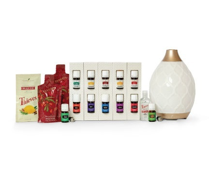 12 EO + diffuser - World Leader in Essential Oils: Young Living• 12 essential oils, diffuser and more• wholesale membership• biz in a box with team support