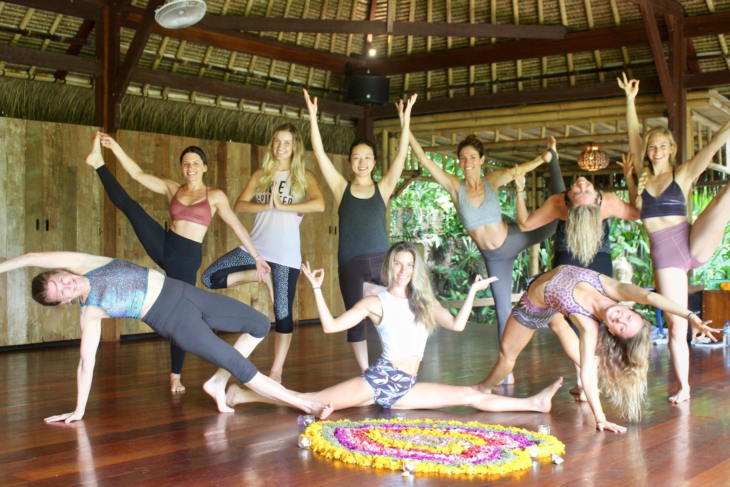 yoga and wellness retreat 2019