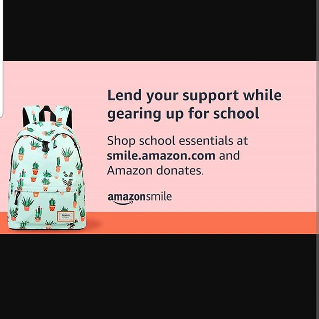 Support Girl Talk Foundation Inc while doing your back to school shopping at smile.amazon.com/ch/16-1654090. Amazon donates to our organization. Happy shopping!!!