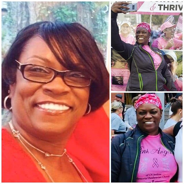 We are saddened to have lost one of @girltalkcharlotte FABULOUS volunteers - LISA COAD. So full of life! We know heaven is 🔥🔥with you there and all your positive energy! You will be missed! SWIPE LEFT for services.#SheIsLight #GodsAngel #ThankfulYouBlessedUs #GirlTalk4Life