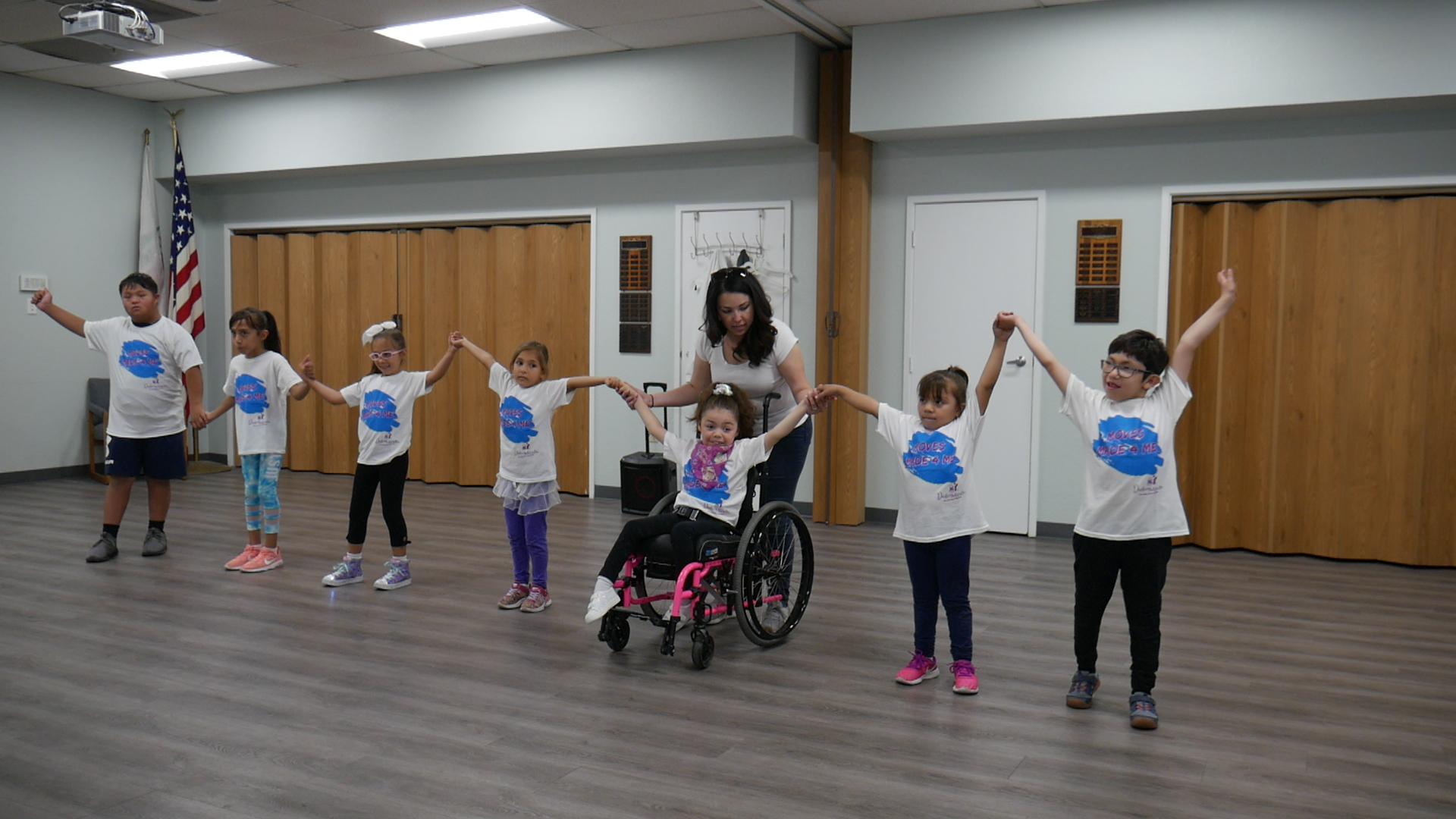 Partnered with the City of Gilroy we are offering tuition based inclusive dance classes since January 2019. This is making a big difference in the lives of kids who otherwise wouldn't have a dance class tailored to meet their needs. We have served 30 families.
