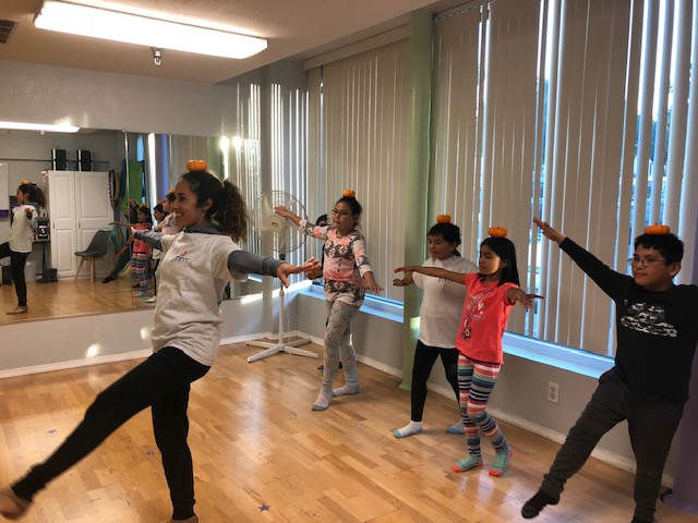 Fall 2018 we served 30 kids through our 10 week session inclusive dance classes in the Hollister Community. With all students receiving 1/2 scholarships into our classes.