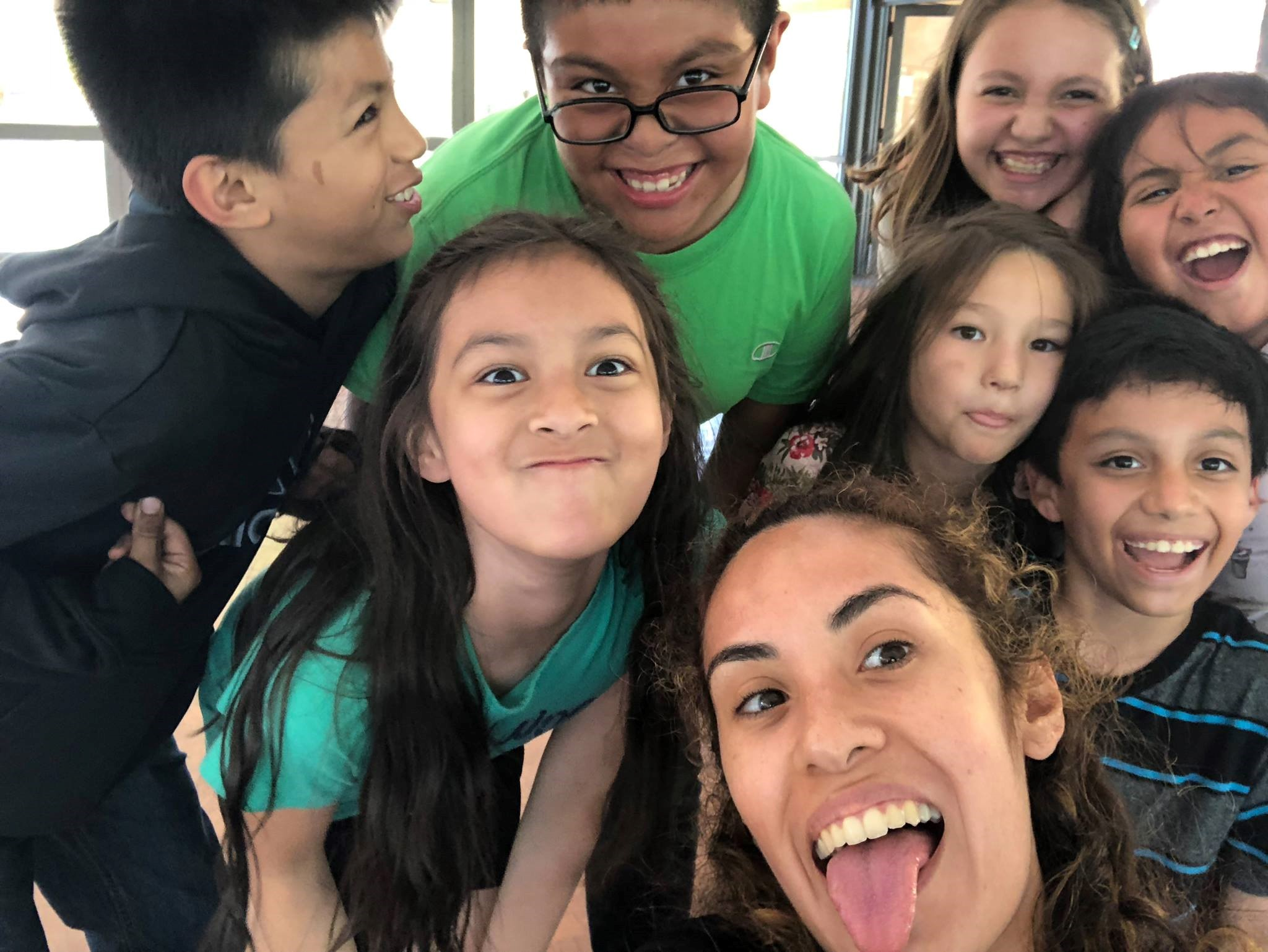 In the summer of 2018 we served 35 kids through the School of Arts and Culture Summer Camp. We provided modern/creative dance classes.