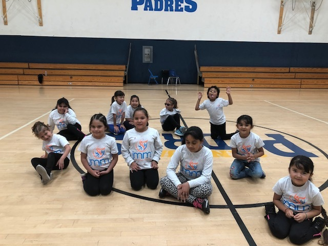 June 2019 we provided 13 students from the San Juan Bautista community, a FREE of cost Bilingual Dance Camp at San Juan Elementary.