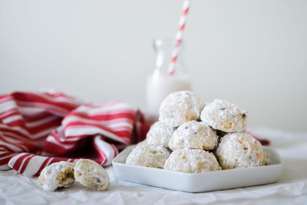 Snowball Cookies - Noodoso