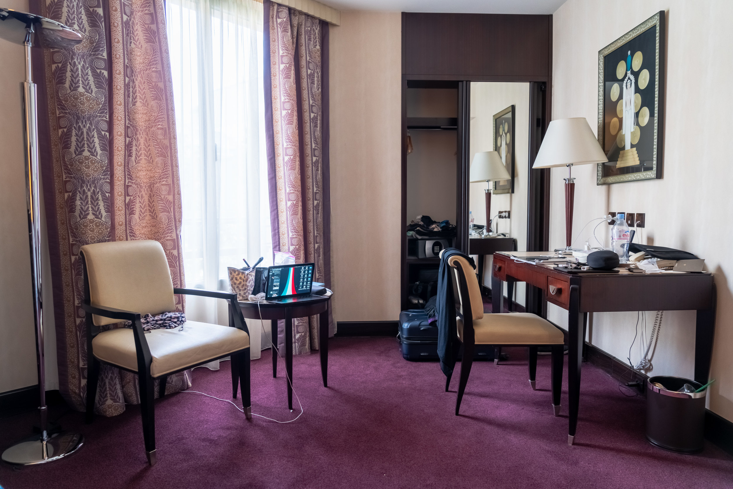 Hotel du Collectionneur | 51-57 Rue de Courcelles, 75008 Paris, France