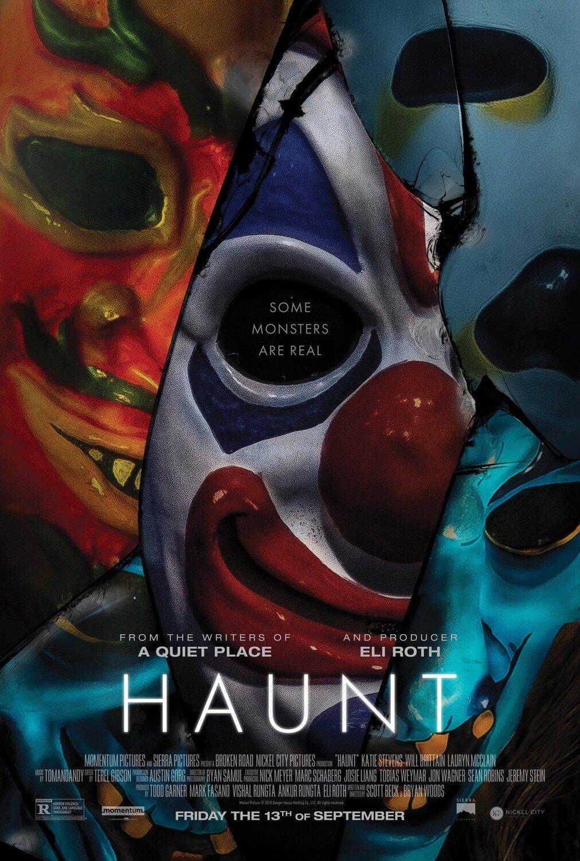Haunt (2019) - * * * 1/2