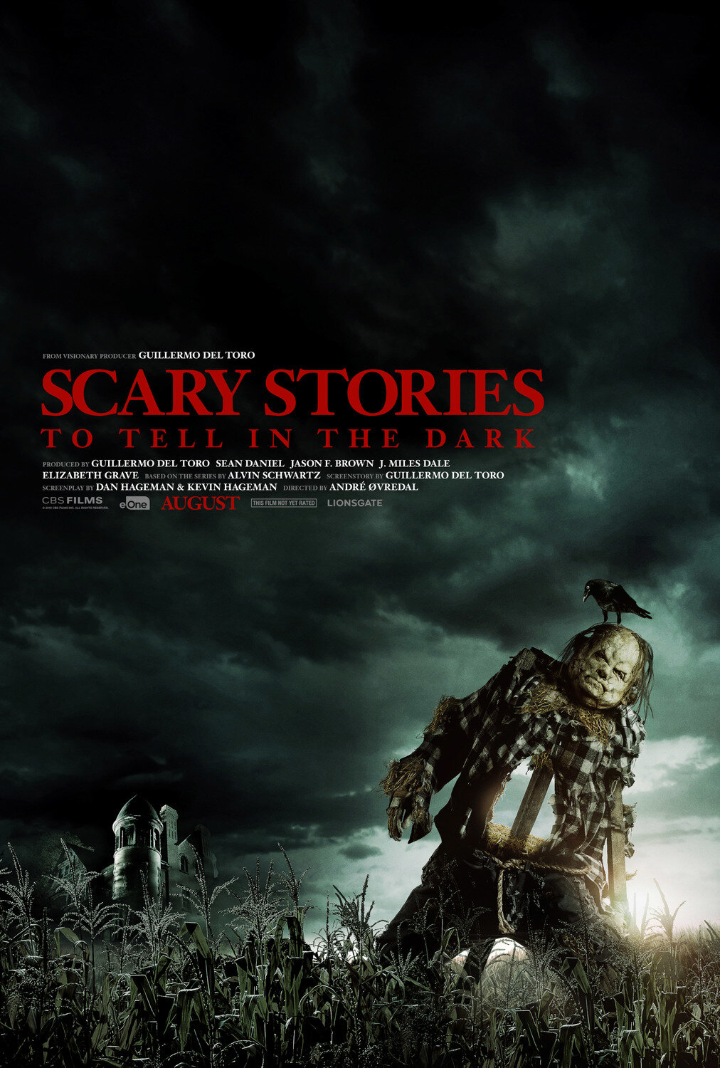 Scary Stories to Tell in the Dark (2019) - * * * *