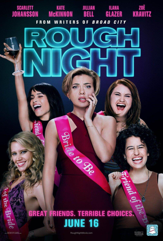 Rough Night (2017) - * 1/2