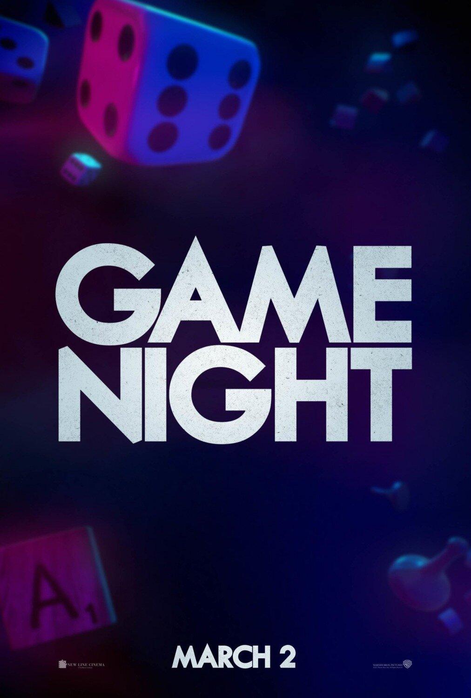 Game Night (2018) - * * *