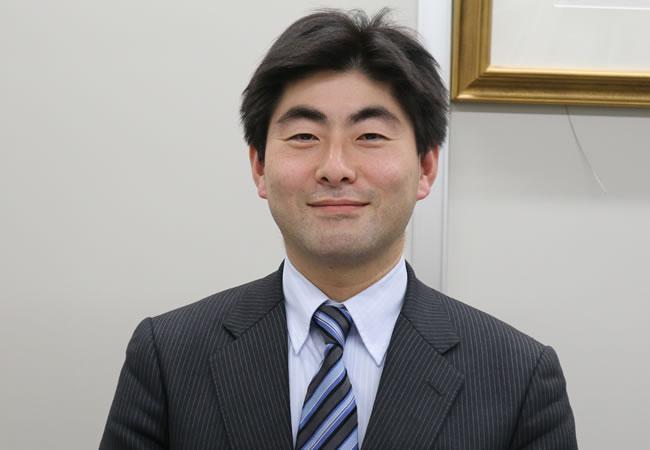 ウエルインベストメント株式会社 投資部 部長ファンドマネージャー 前田信敏様