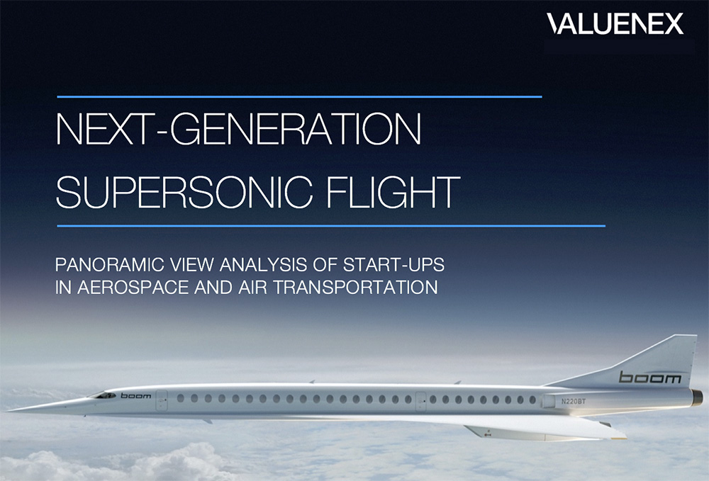 Valuenex - Supersonic Flight