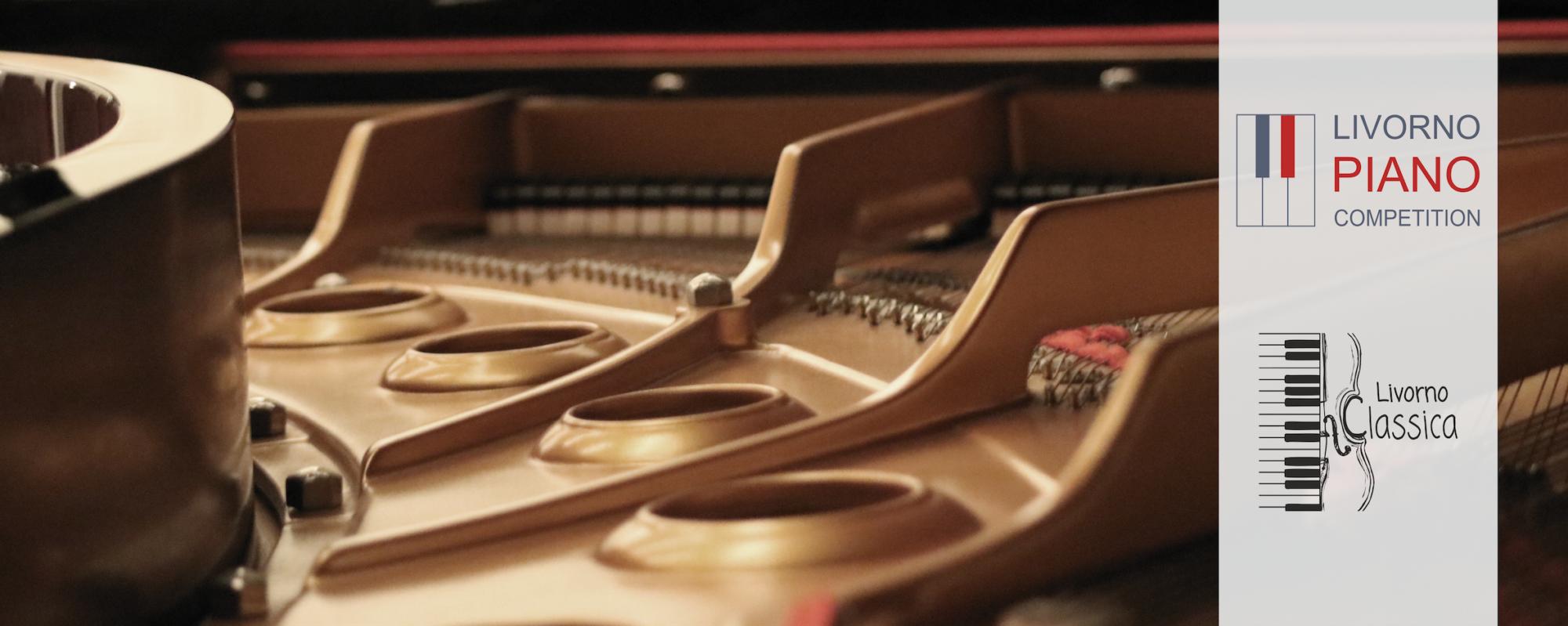 Livorno Piano Competition - 2R Studio Produzioni Multimediali sarà Media Partner per tutto il concorso