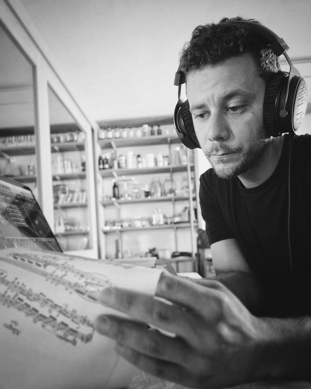Sound Engineer Manuel Destro