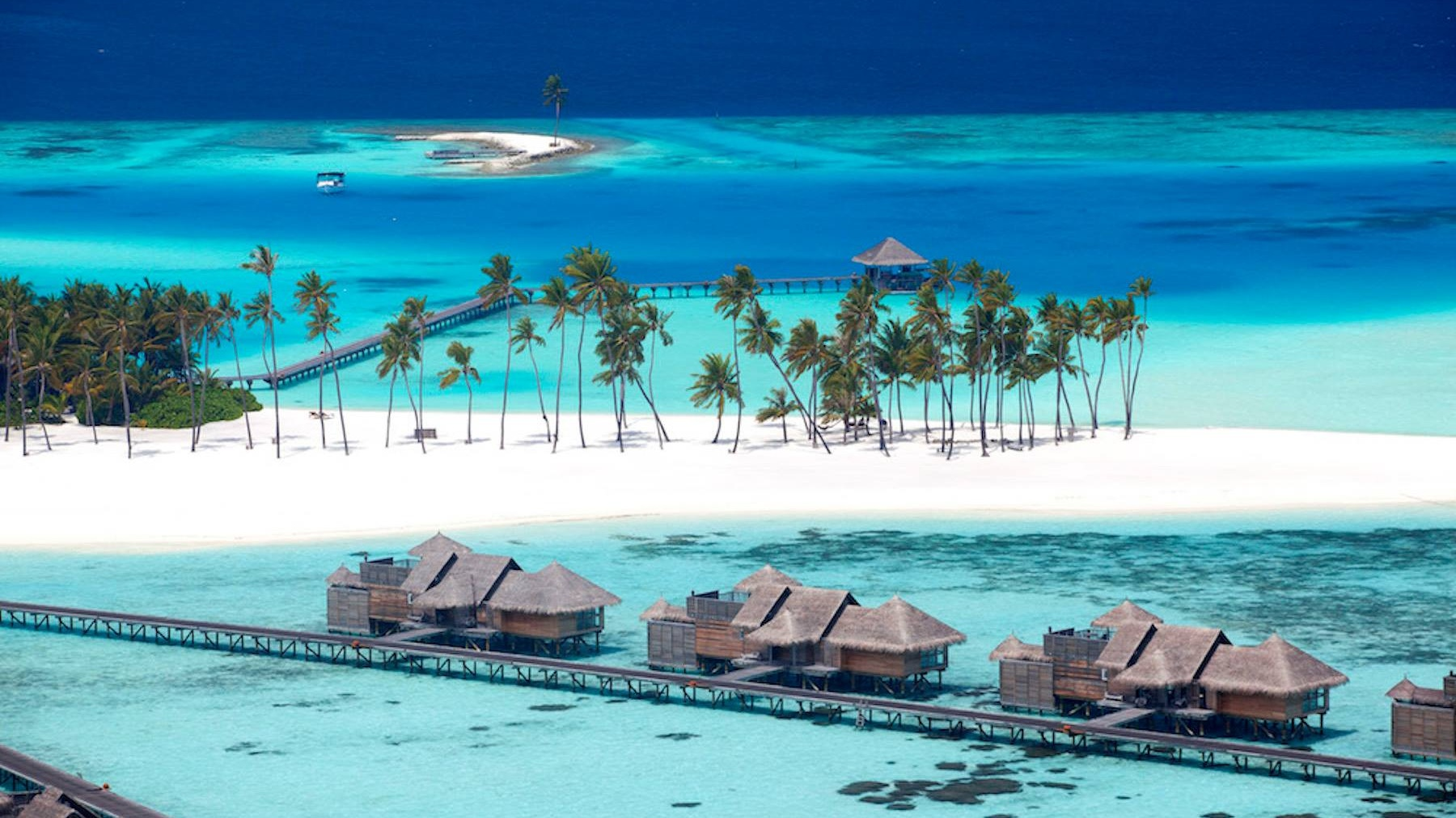 Water Villas på Gili Lankanfushi