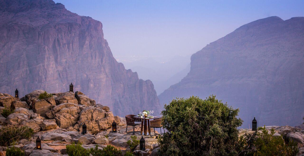 Anantara Al Jabal Al Akhdar i Oman