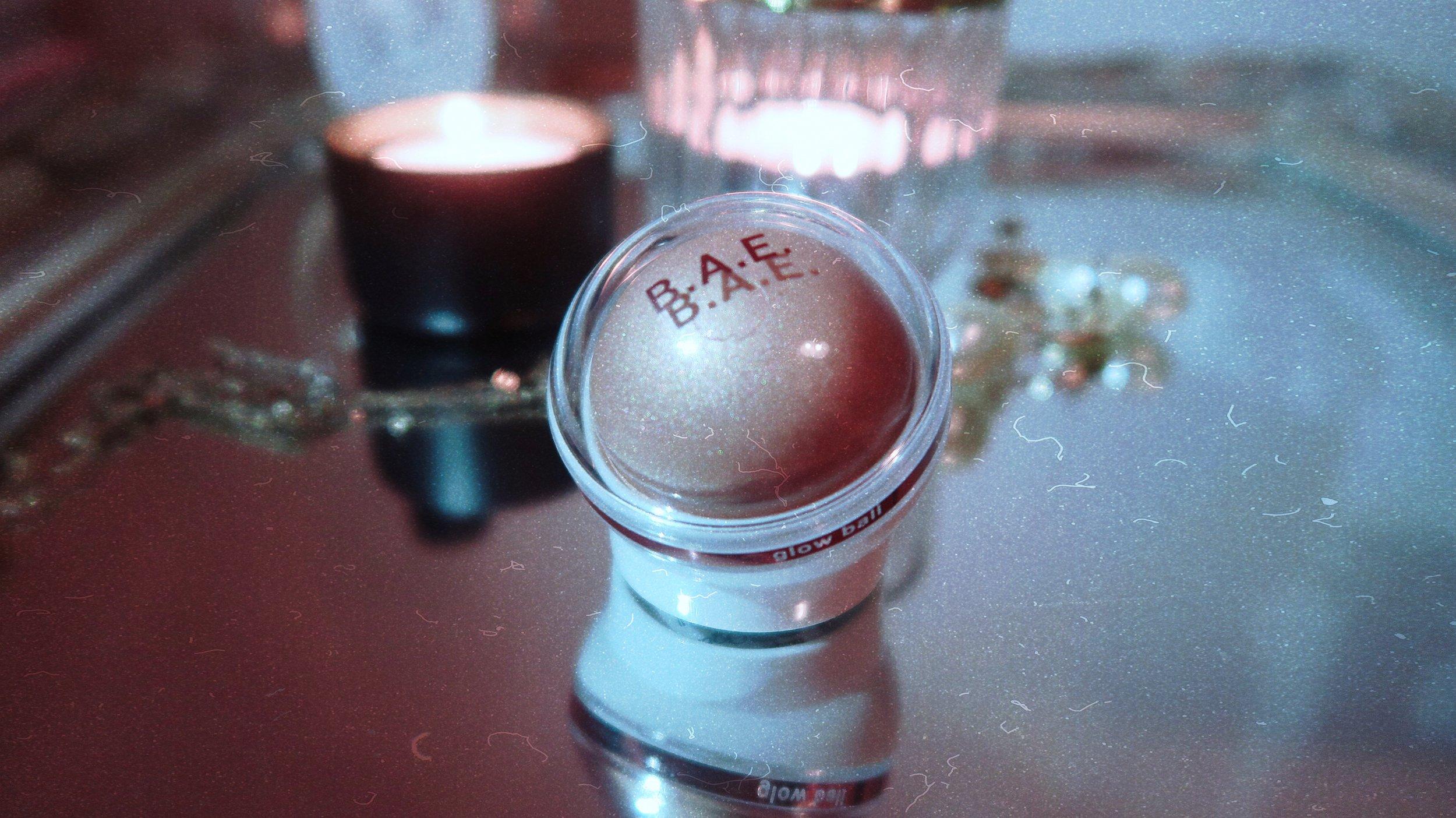 B.A.E. Glow ball -