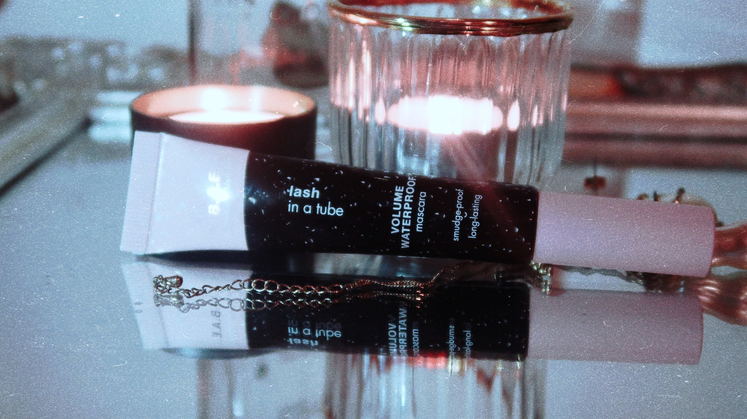 B.A.E. Lash in a tube - Product description: Volume waterproof mascara in a tube, smudge proof, long lasting, ophthalmology tested.