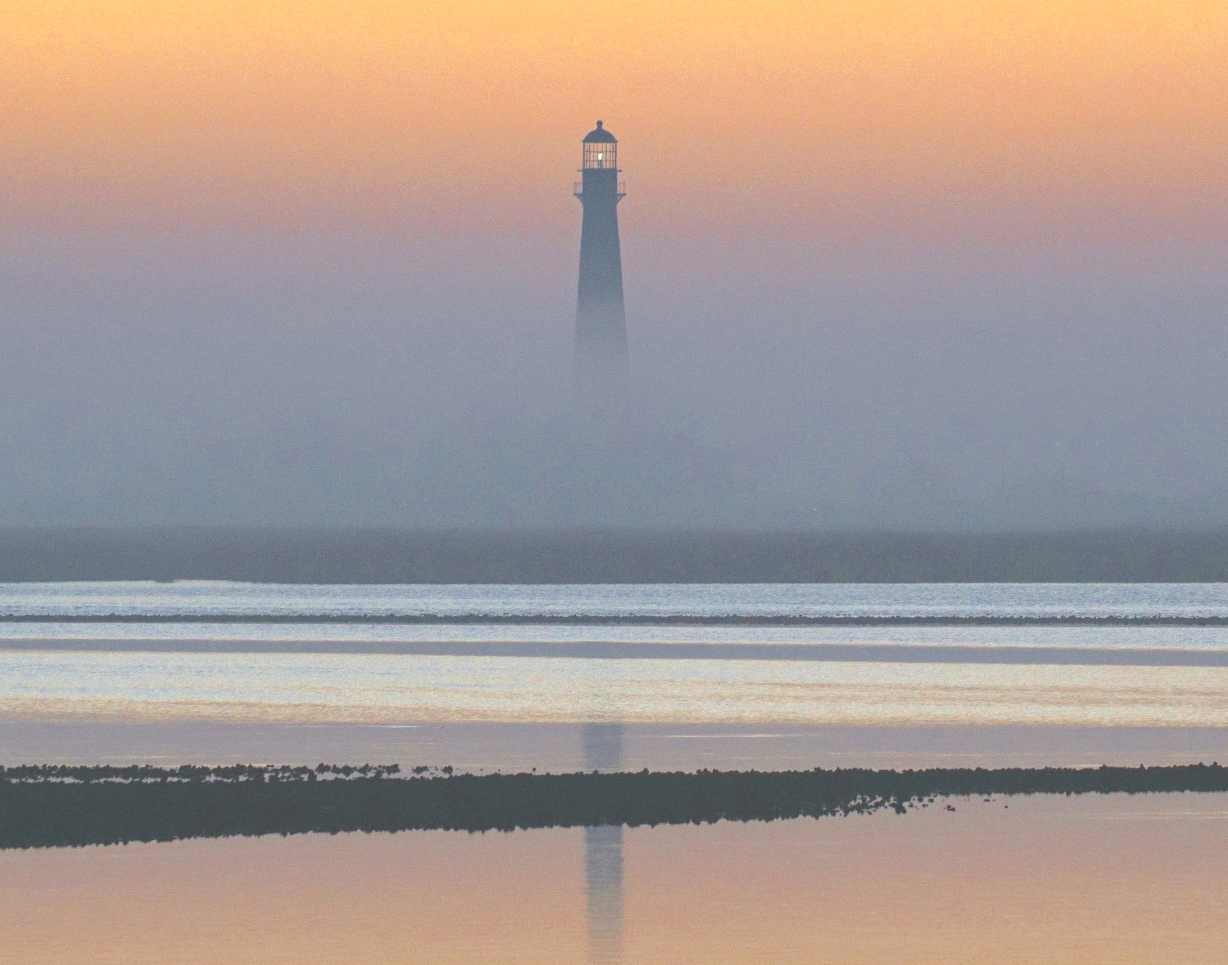 Lighthouse Fog.