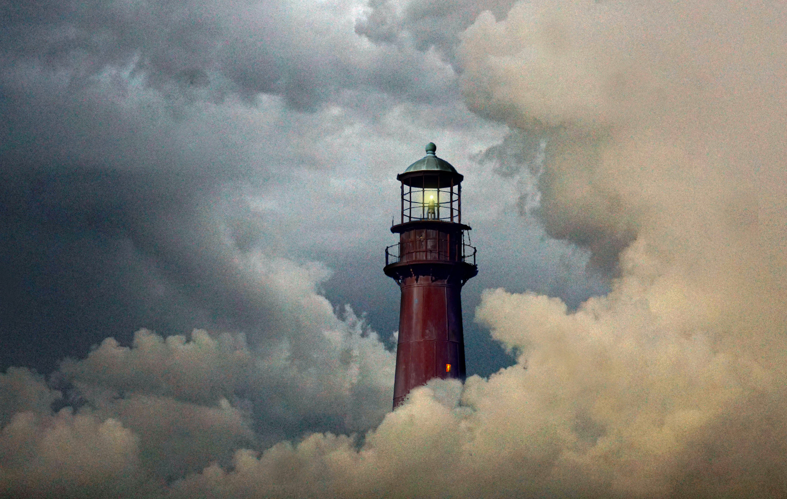 Kathy's Lighthouse in the Sky.