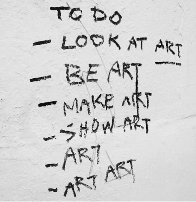 Im a list kinda girl ☑️☑️☑️⠀ *⠀ *⠀ *⠀ *⠀ *⠀ *⠀ *⠀ *⠀ *⠀ #art #creativelife #inspired #motivation #goals #artistinprogress #insights #trusttheprocess