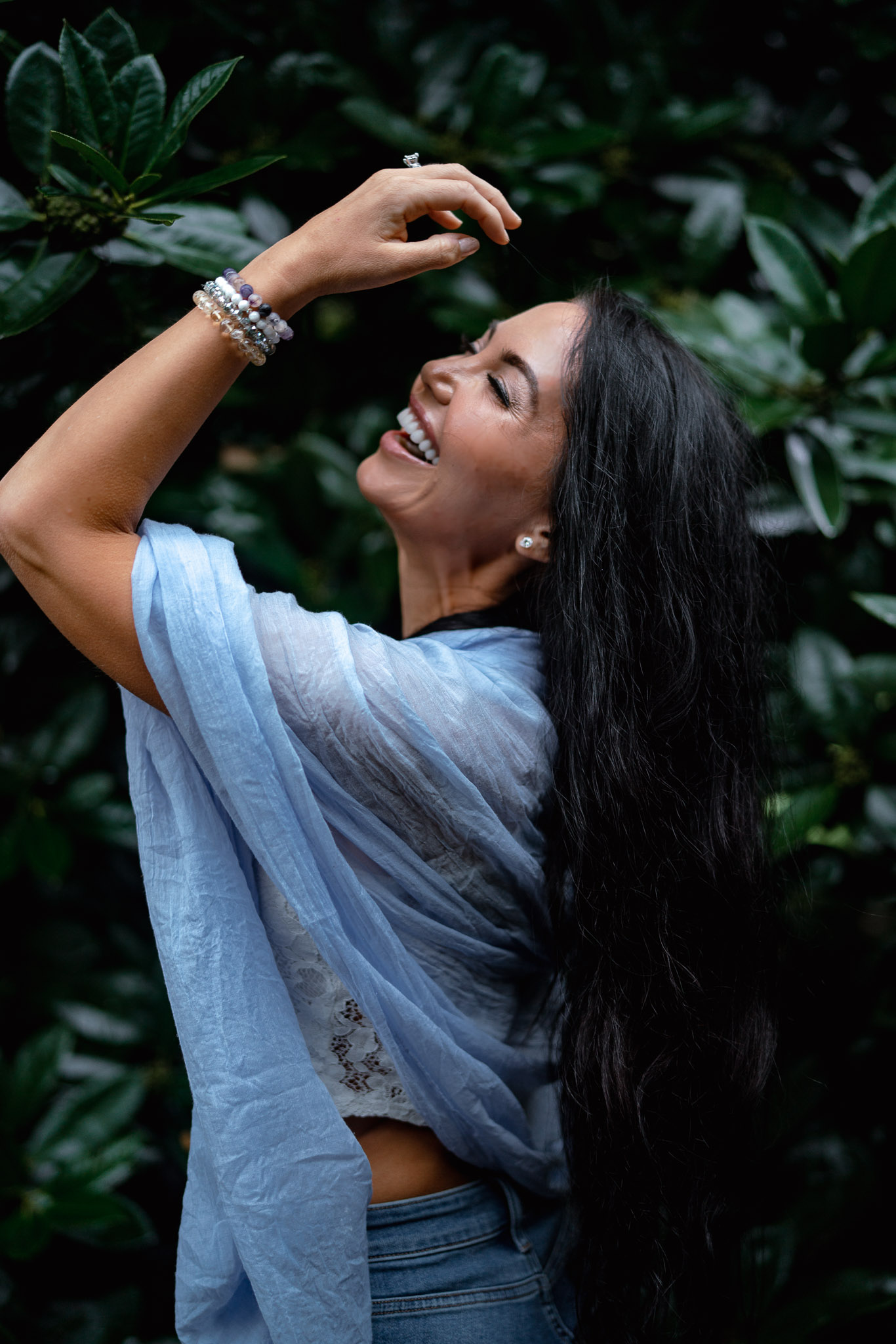 Priya Bliss Lash and Yoga Studio Raleigh NC Jennifer Ann