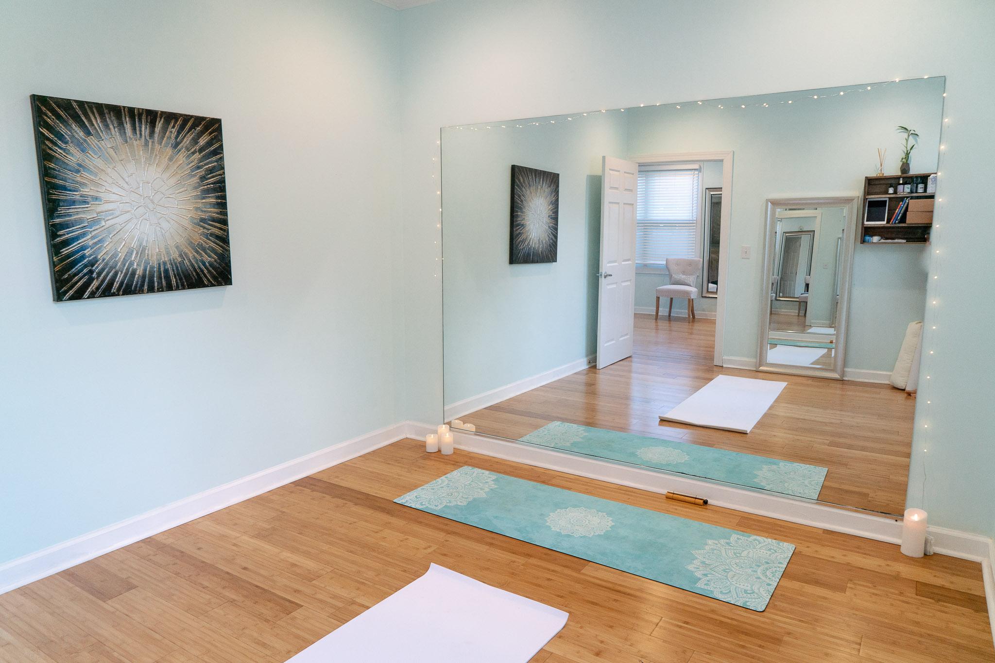 Jennifer Ann Priya Bliss Yoga and Lash Extension Studio Raleigh NC